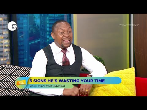 5 signs that He is wasting your time - Marriage is a continuation of dating problems   Joe Wisdom