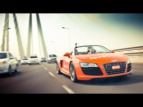[Super Car Club] - Togethia - Parade: Supercars meet the Streets of Mumbai 2013