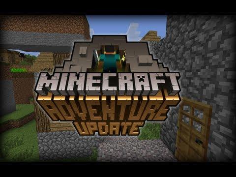 Minecraft Xbox 360 Update (1.8.2) - First Screenshots Endermen Abandoned Mineshafts And Silverfish