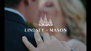 A wedding full of love, laughter and tears!  Lindsey + Mason