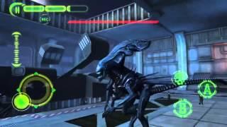 avp evolution alien queen gameplay