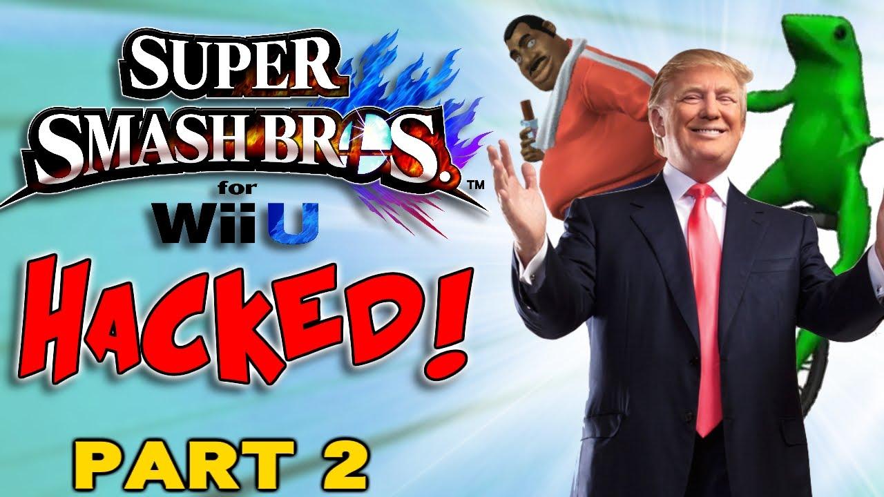 maxresdefault donald trump, dank memes, model swaps and more! smash for wii u
