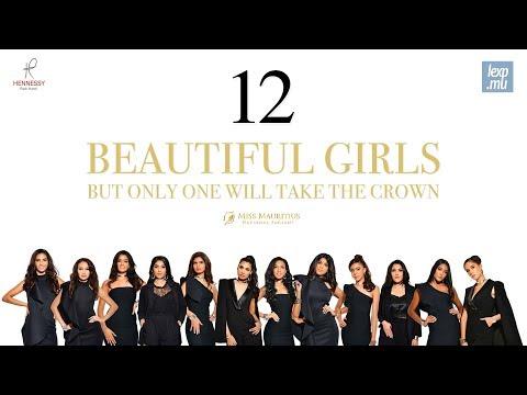 Miss Mauritius : les prétendantes à la couronne présentées à la presse