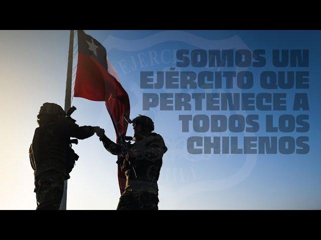 Video Institucional Ejército de Chile 2021