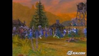 SpellForce: The Order of Dawn PC Games Gameplay
