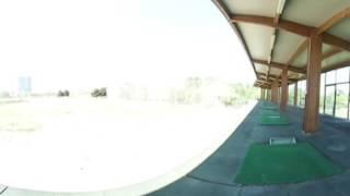 Golf 360 - Unos cuantos golpes de Miguel Angel Arrudi en la cancha de practicas de Las Ranillas