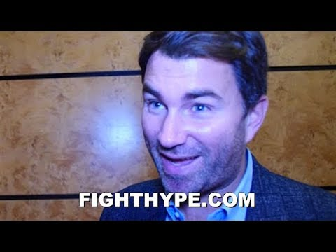 "EDDIE HEARN CONFIRMS JOSHUA VS. MILLER JUNE 1 CARD WILL BE ""NIGHT FOR BRITISH BOXING""; REVEALS PLANS"