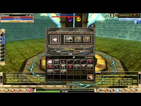 Knight Online Euko - Silver Gem & Fragment & Upgrade ᴴᴰ