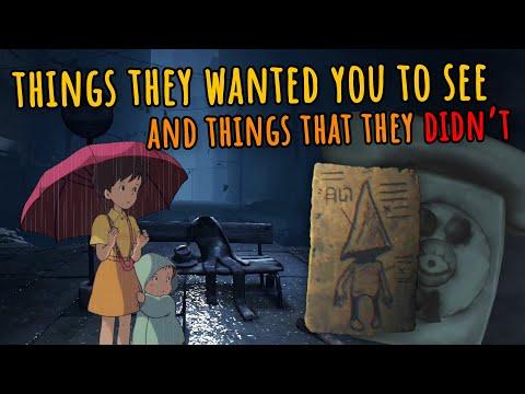Hidden and not so Hidden Secrets | Little Nightmares II |