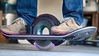 5 tecnologie per muoversi pazzesche!