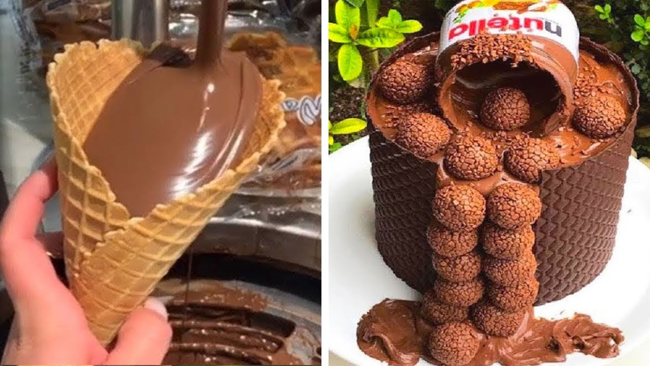 BOLO DE COCO-COLA CHOCOLATE | VÍDEOS DE BOLO DECORADOS | CAKE HOUSE LATIN