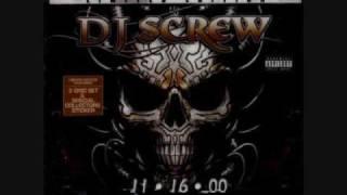 Dj Screw-Watch Your Enemies