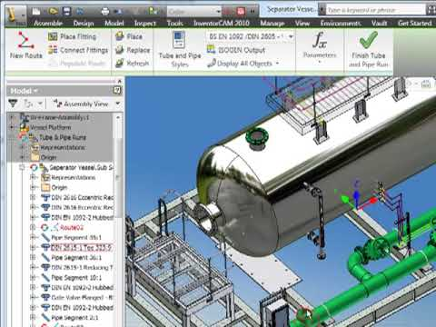 Creating A Template Pipe Fitting Repad Using Autodesk I