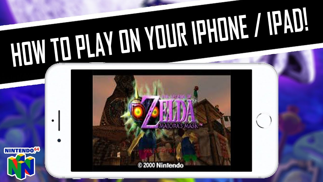 legend of zelda majoras mask iso