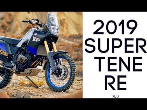 Yamaha Ténéré  World Raid Prototype | New Features