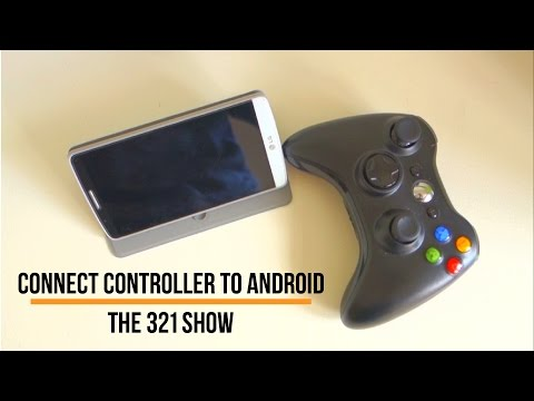 Connect Xbox 360 Controller to Android Phone/Tablet (Wired & Wireless)