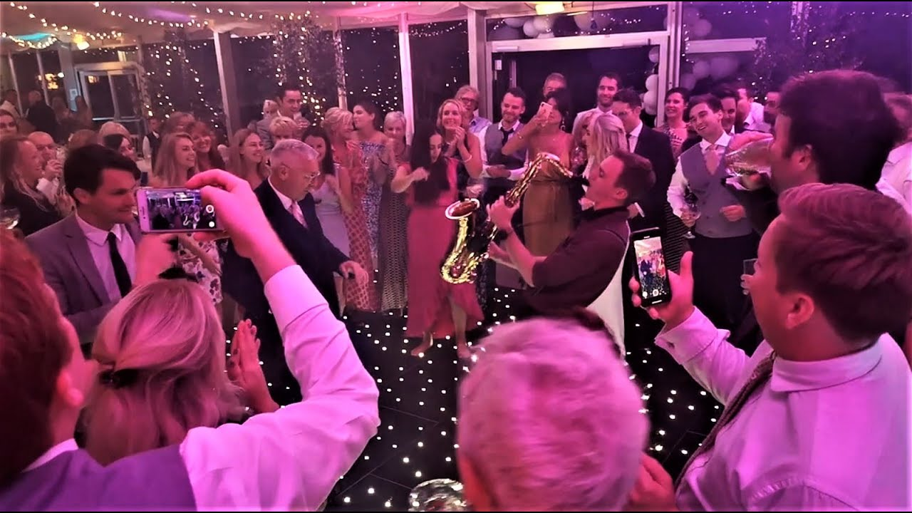 Funk With Us - Live @ Jade & Pete's Wedding 2019