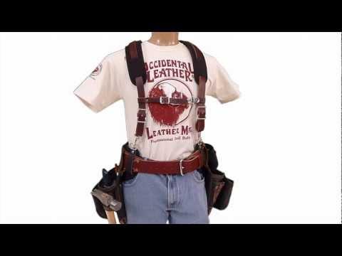 Occidental Leather Hip Buddies