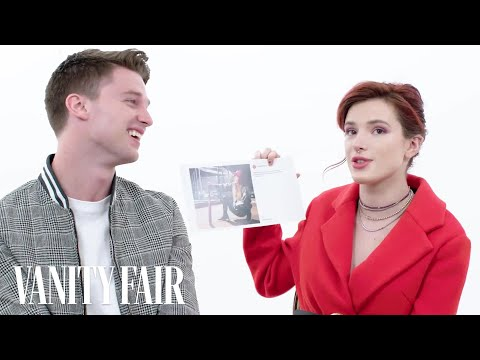 Bella Thorne and Patrick Schwarzenegger Explain Their Instagram Photos  Vanity Fair
