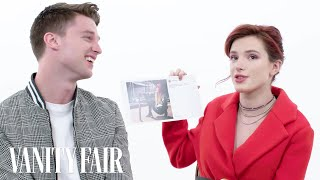 Bella Thorne and Patrick Schwarzenegger Explain Their Instagram Photos | Vanity Fair