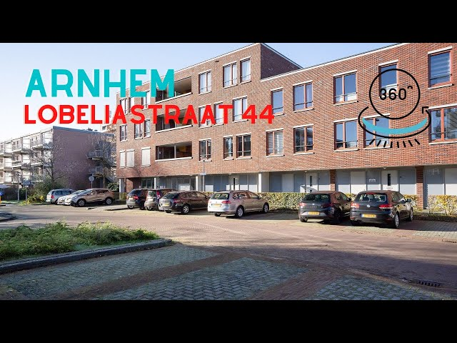 360 graden video YouTube -  Lobeliastraat 44 Arnhem