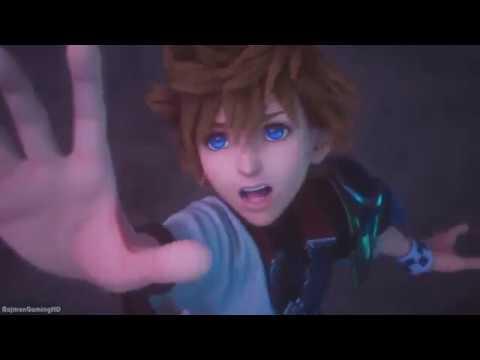 KINGDOM HEARTS 3 Opening - 『Ziyoou-vachi - Kaen』