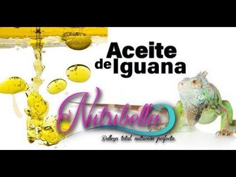 NUTRIBELLA  - ACEITE DE IGUANA