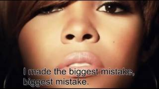 Watch Monica Big Mistake video
