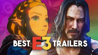 The Best E3 2019 Game Trailers