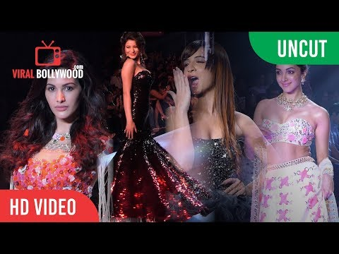 UNCUT - Bombay Times Fashion Week 2018 | Amyra Dastur, Yami Gautam, Kiara Advani, Karishma Tanna