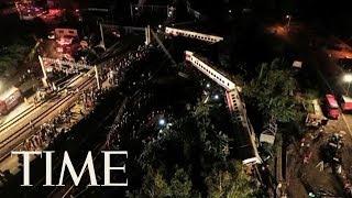 Taiwan Train Derailment Kills 18 And Injures 187 | TIME