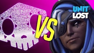 Sombra Vs. Ana - How To Launch A Hero