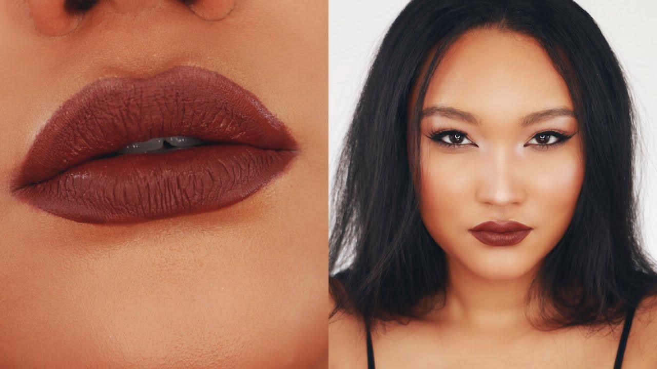 How to Liquid Lipstick Application Tips & Tricks