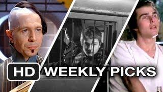 Weekly Movie Picks - Week of July 1, 2012 HD