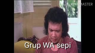 Download Video Lucu RHOMA GELISAH GRUP WA SEPI MP3 3GP MP4