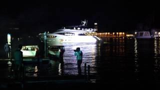 Monte Carlo Yachts 105, il debutto a Venezia
