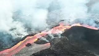 USGS Kīlauea Status Updates