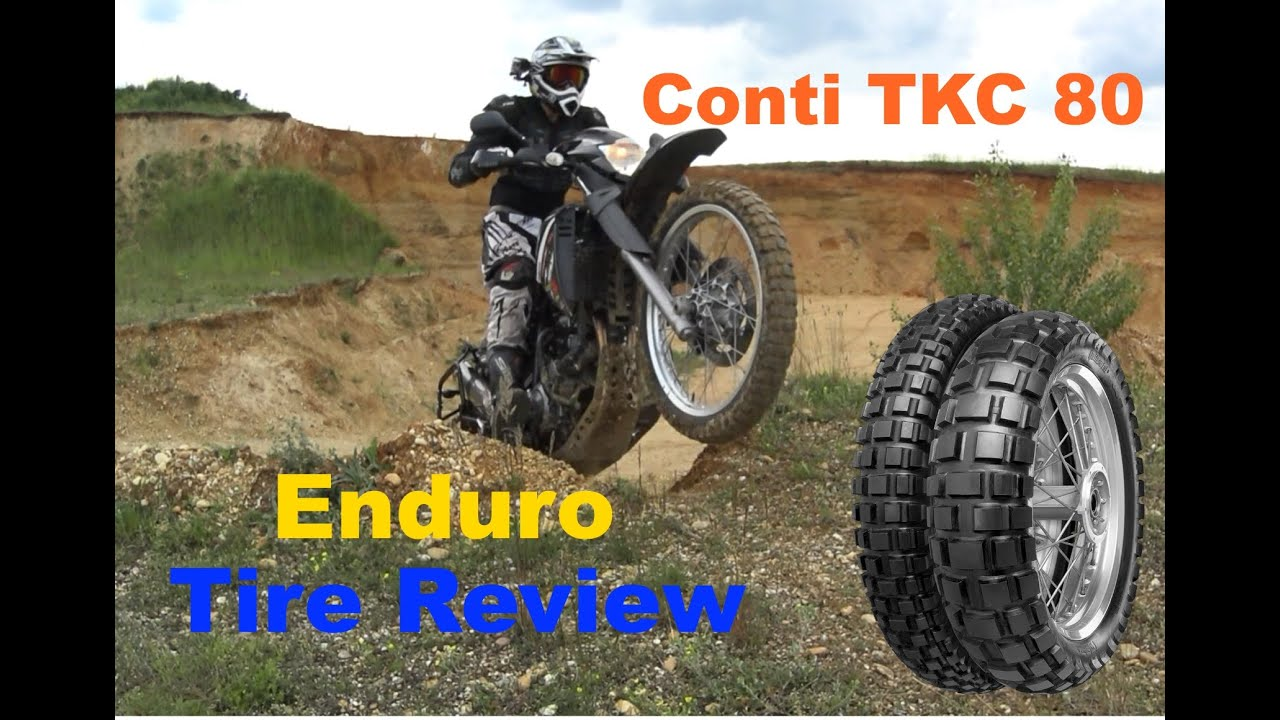 Continental Tkc 80 Enduro Tire Review Youtube