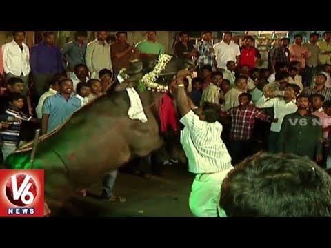 Minister Talasani Srinivas Yadav Inspects Sadar Festival Arrangements | Hyderabad | V6 News