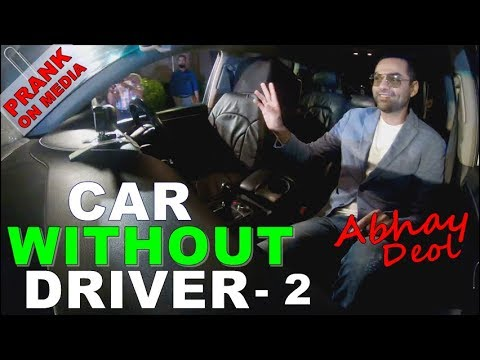 INVISIBLE DRIVER PRANK Prt 2 Ft. Abhay Deol | Funny videos | Latest Funny videos