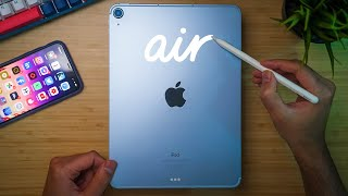 Productivity Powerhouse - NEW iPad Air (2020) Review