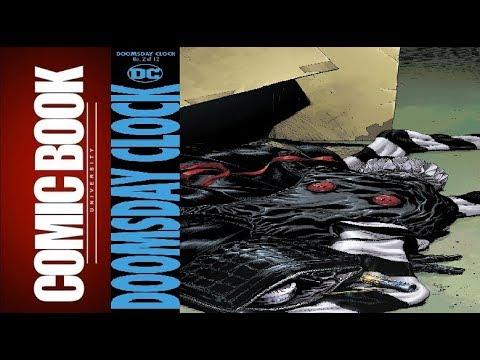 Doomsday Clock #2   COMIC BOOK UNIVERSITY