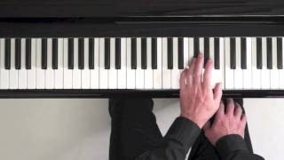 Unknotting Bach Goldberg Variations - Var.5
