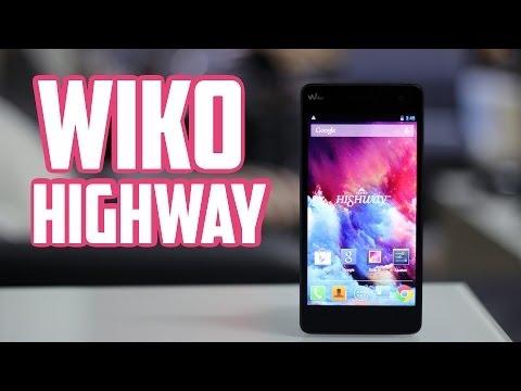 Wiko Highway, Review en español