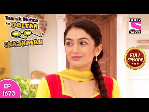 Taarak Mehta Ka Ooltah Chashmah - Full Episode 1673 - 16th December, 2018