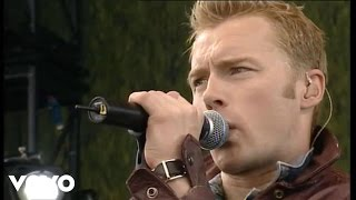"Ronan Keating performs ""When You Say Nothing At All"" http://vevo.ly..."