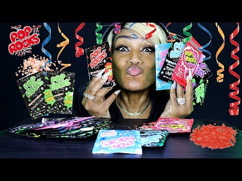 ASMR POP ROCK CANDY