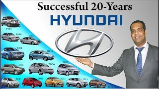Hyundai 20 Years Successful Journey l ACE Cars Expert