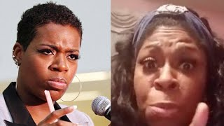 "Fantasia's Response to Kim Burrell's Shade ""We're all children of God Act like it!"""