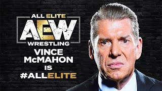 How Vince McMahon Perceives Every AEW Roster Member